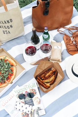 Esenciales para el picnic perfecto
