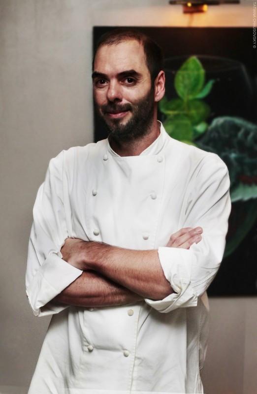 Chef Gabriel Oggero