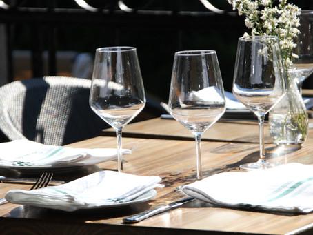 Elegir un vino: En el Restaurante
