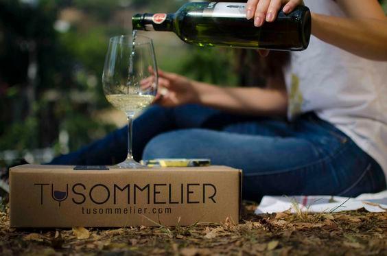 TuSommelier, Club de vinos