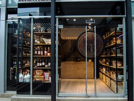 Elegir un vino: en la vinoteca