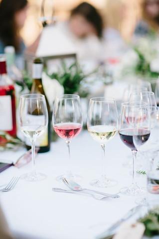 Cómo organizar una cena maridaje en verano