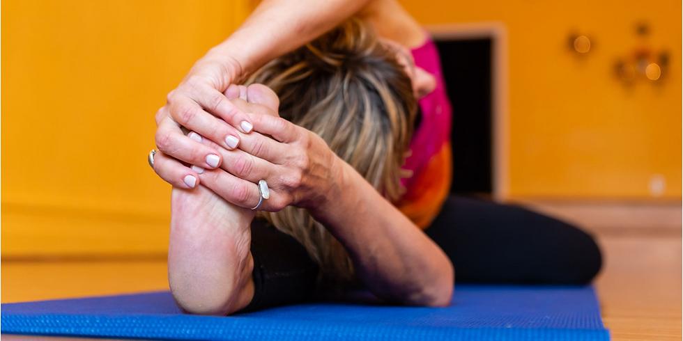 On-Your-Time Yin Yoga