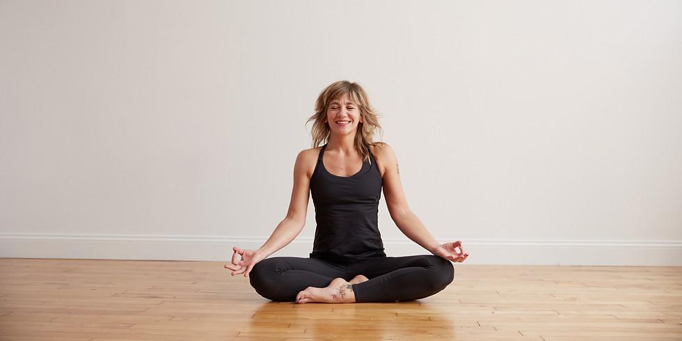 Yin Yoga Foundational Teacher Training: Practicing Surrender and Receptivity