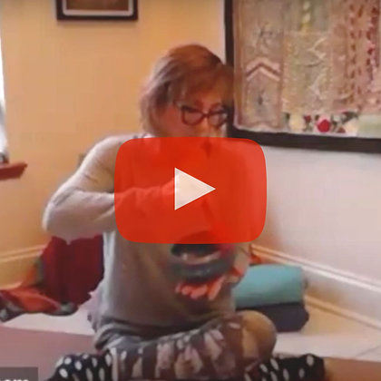 Soul-Stirring Yin Yoga 12.16
