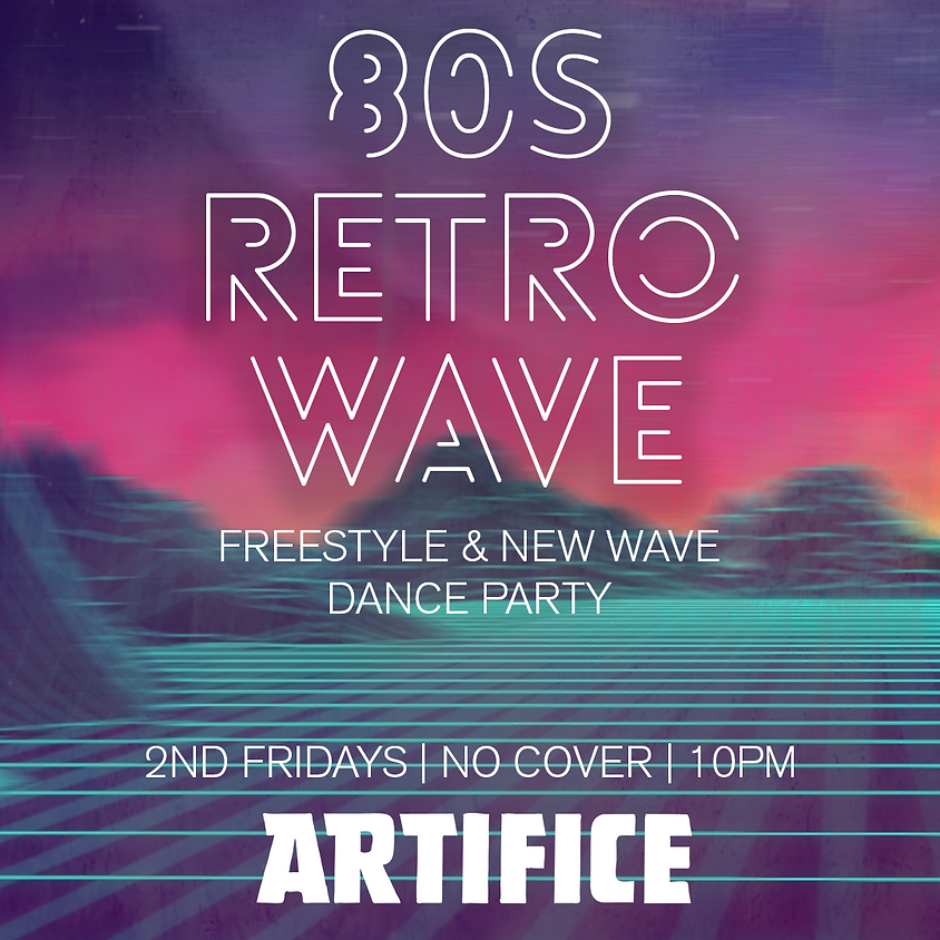 80's Retro Wave Freestyle and New Wave Dance Party