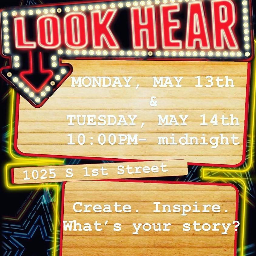 Look Hear! An Artist Showcase