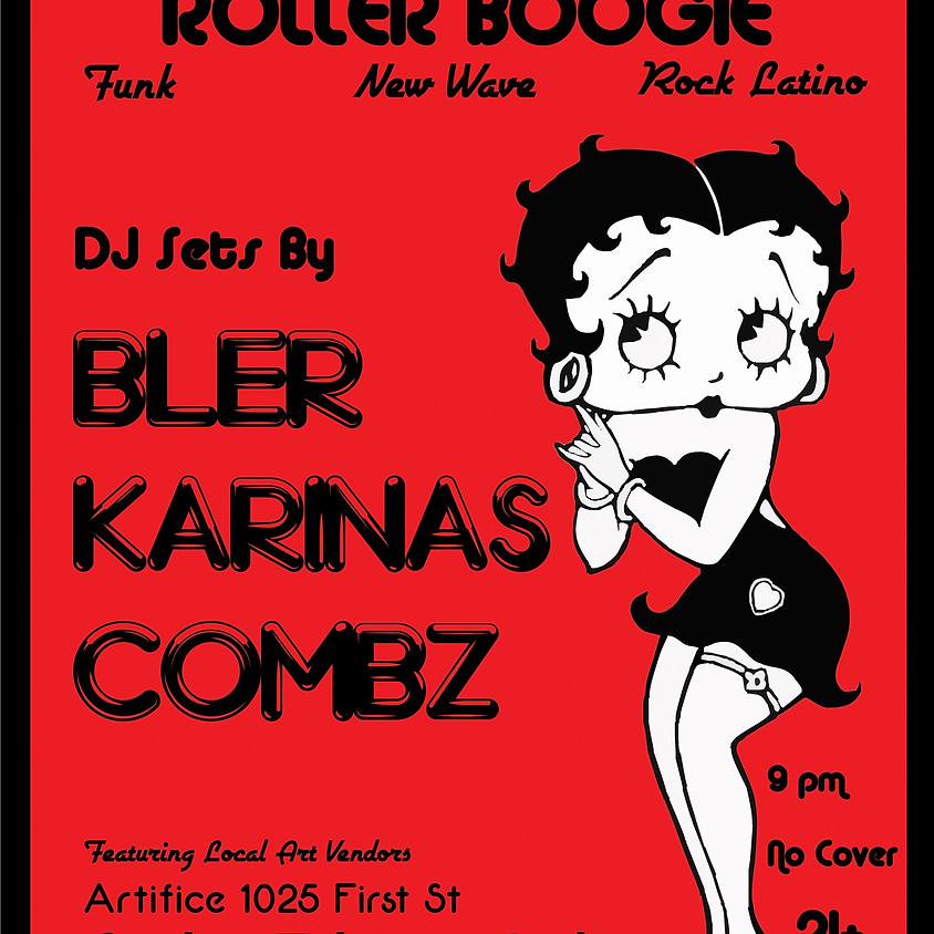 Roller Boogie at Artifice!