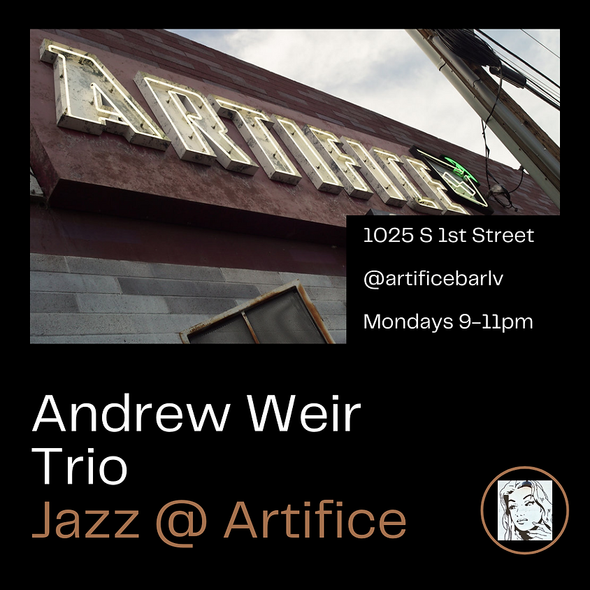Andrew Weir Jazz Trio (1)
