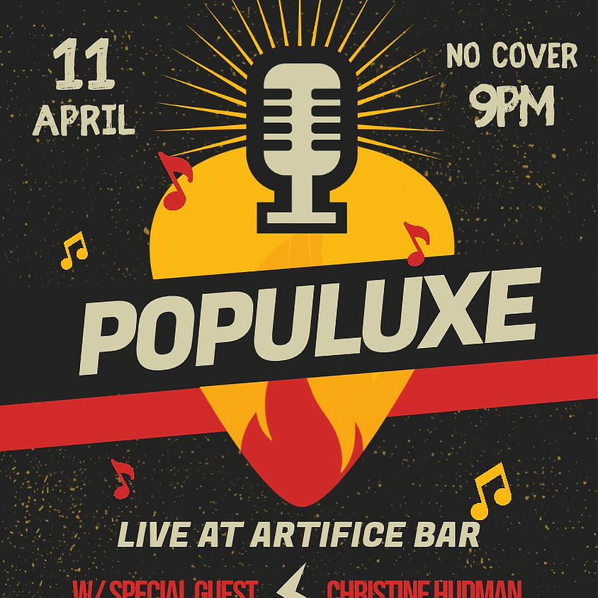 POPULUXE: Live At Artifice