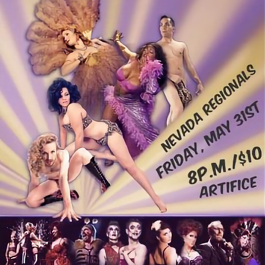 The 2019 Burlypicks: Burlesque and Variety Competition