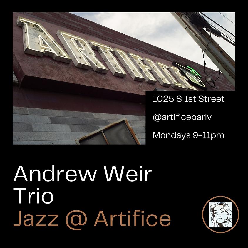 Andrew Weir Jazz Trio