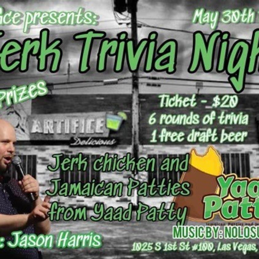 Jerk Trivia Night
