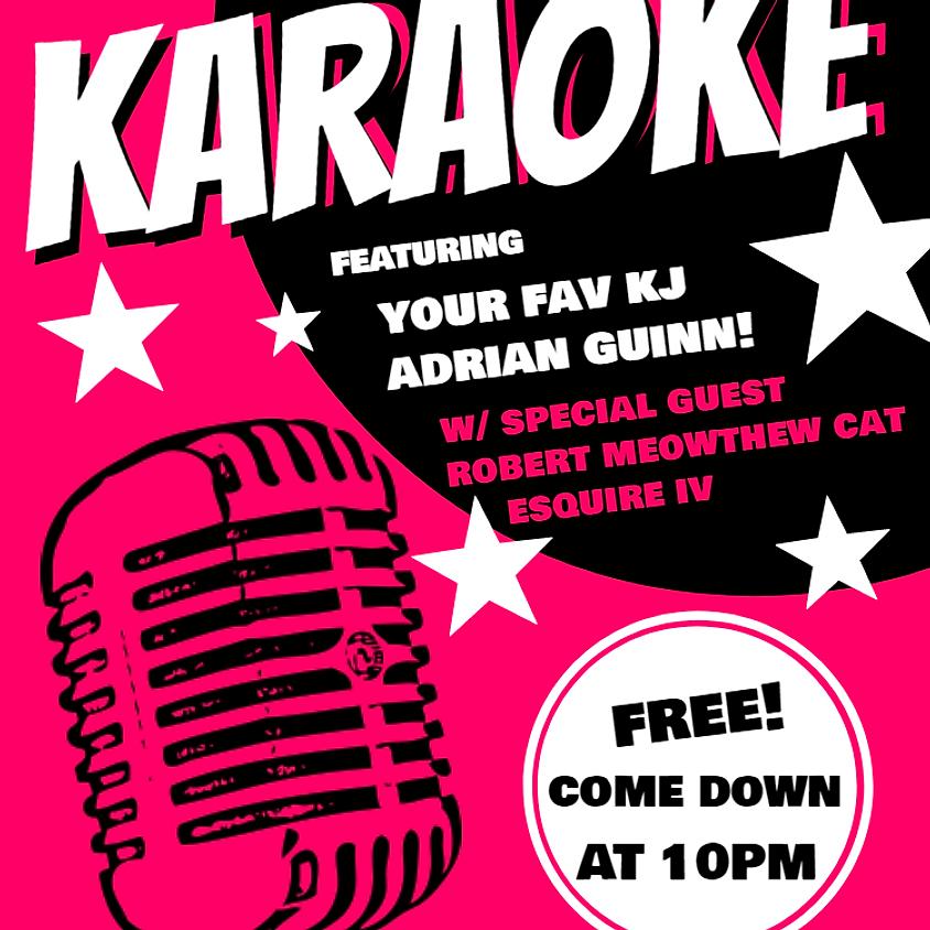 Artifice Karaoke Friday!