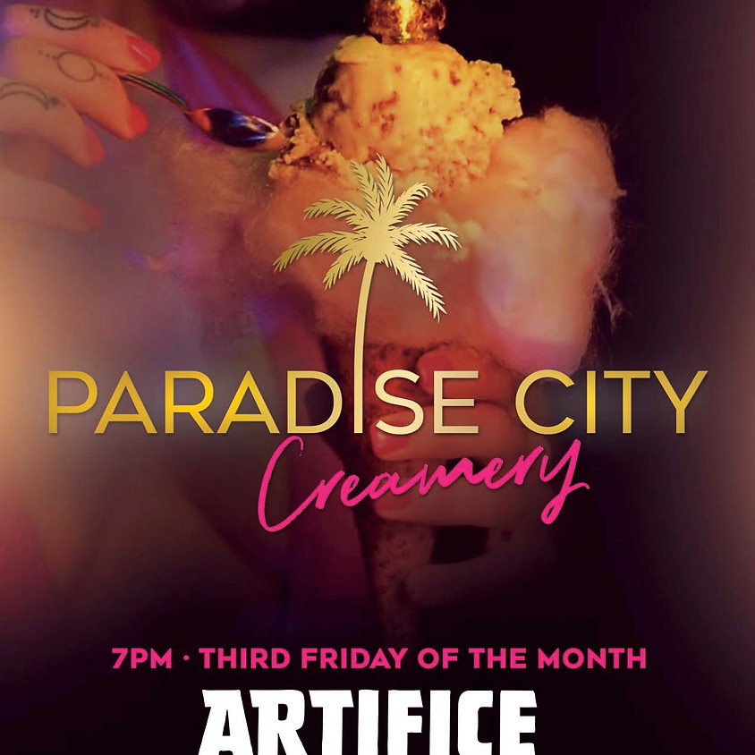 Paradise City Creamery at Artifice