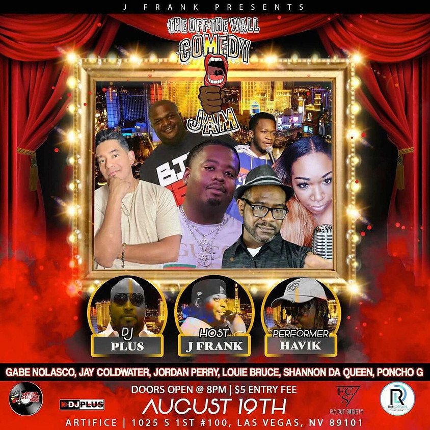 Off The Wall Comedy Jam