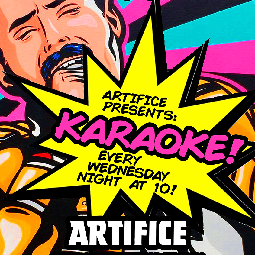 Karaoke Night at Artifice