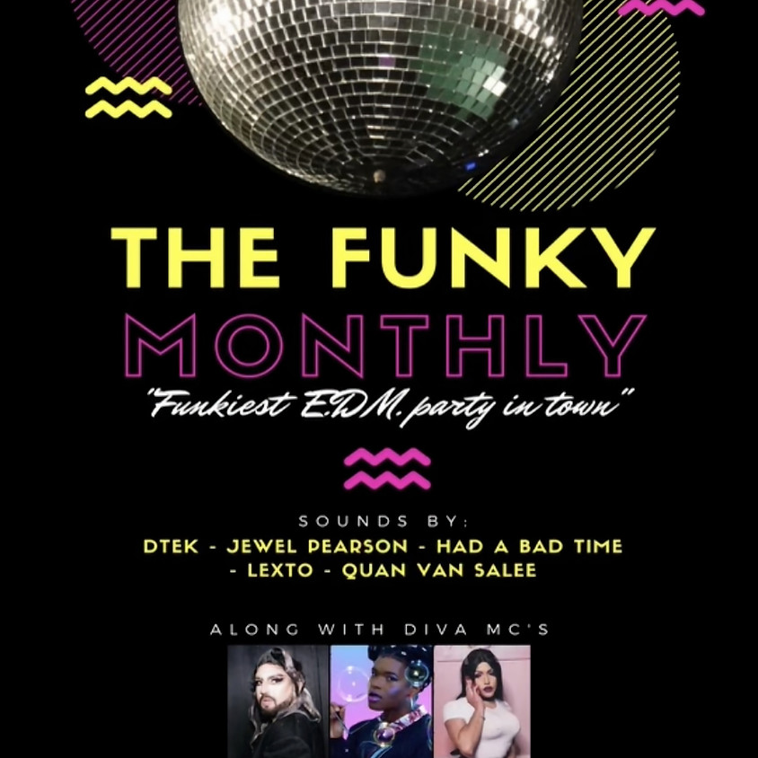 The Funky Monthly