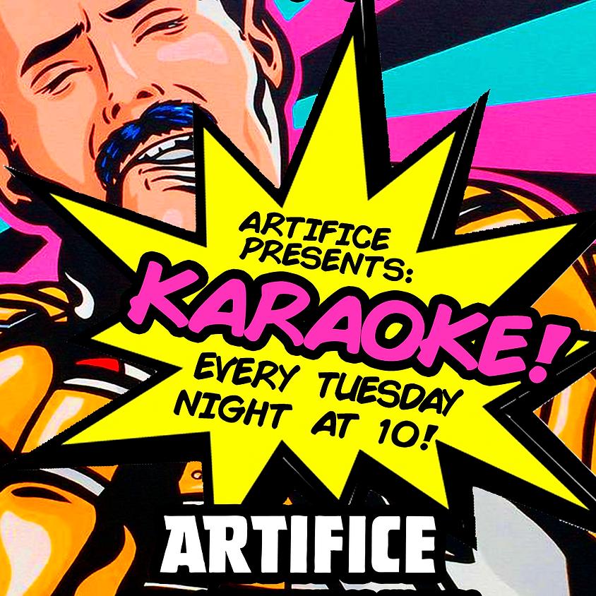 Karaoke (Tuesday Night)
