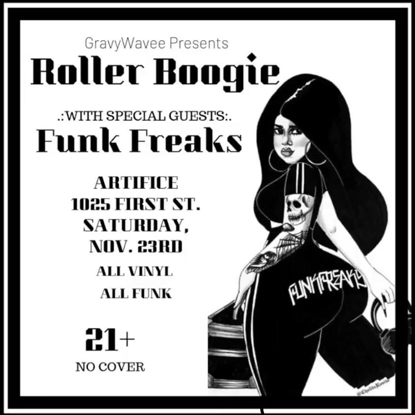 Roller Boogie Feat. Funk Freaks