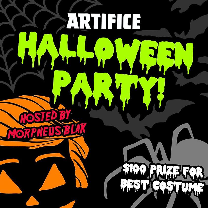 Artifice Halloween Party