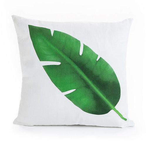BOGOF Banana Leaf Cushion - 45x45cm