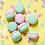 Thumbnail: Confetea Macaron Bath Fizzers