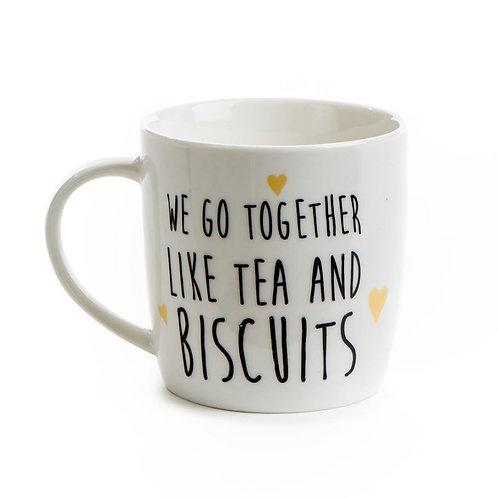 We Go Together Mug
