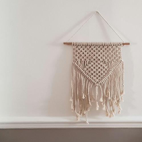 Large Wall Macrame