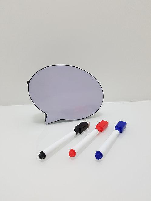 Speech Bubble Lightbox - A6