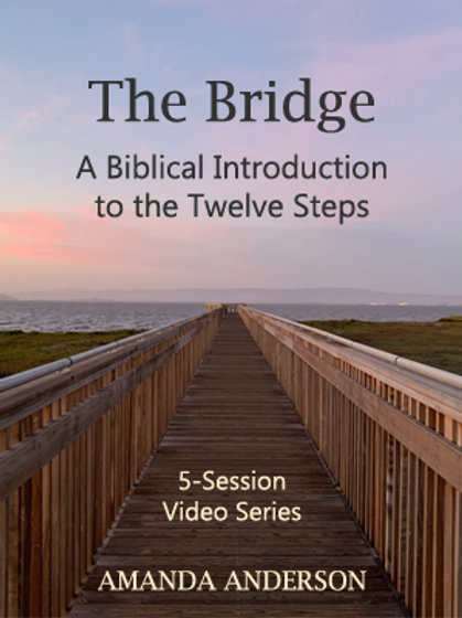 The Bridge: A Biblical Introduction to the Twelve Steps -- Handbook