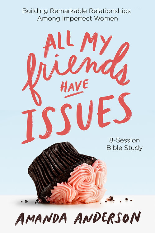 All My Friends Have Issues Workbook-- PDF download, single user