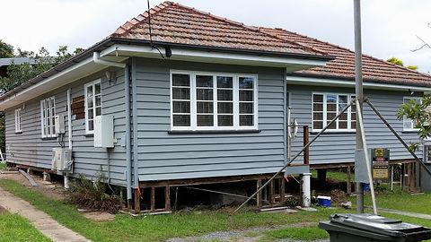 slide a house in Brisbane