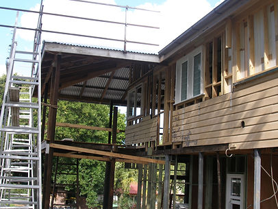 brisbane house restumping