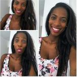 Dedeyy972 : J'ai de longs cheveux défrisés mais le stress impactait ma pousse