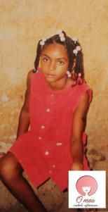 cheveux naturels de la blogueuse OmeuCabeloAfricano