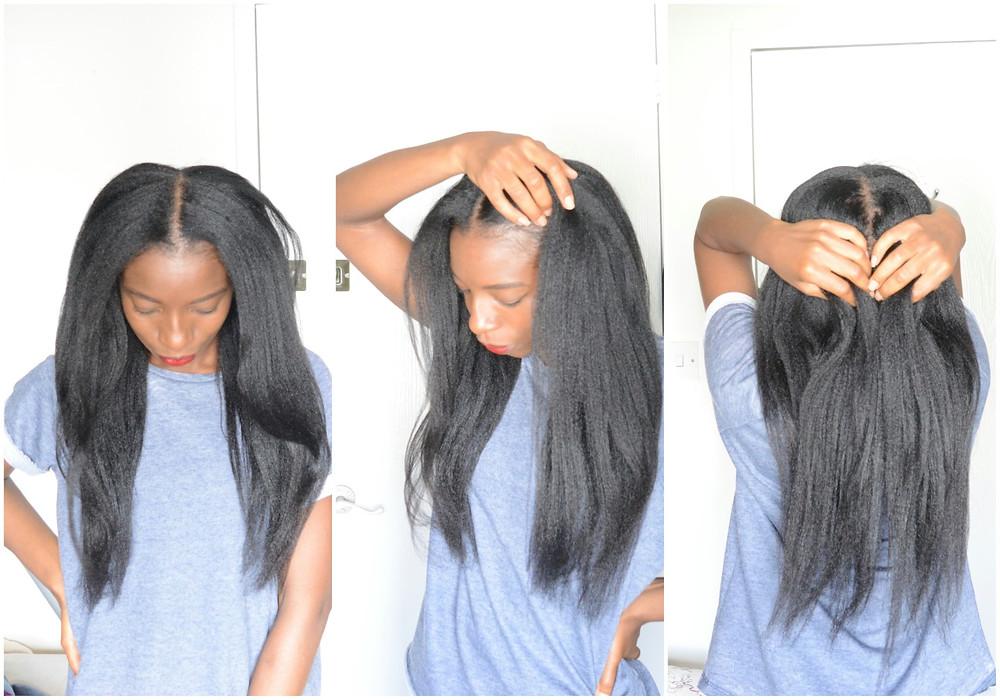 rehaireducation cheveux assouplis