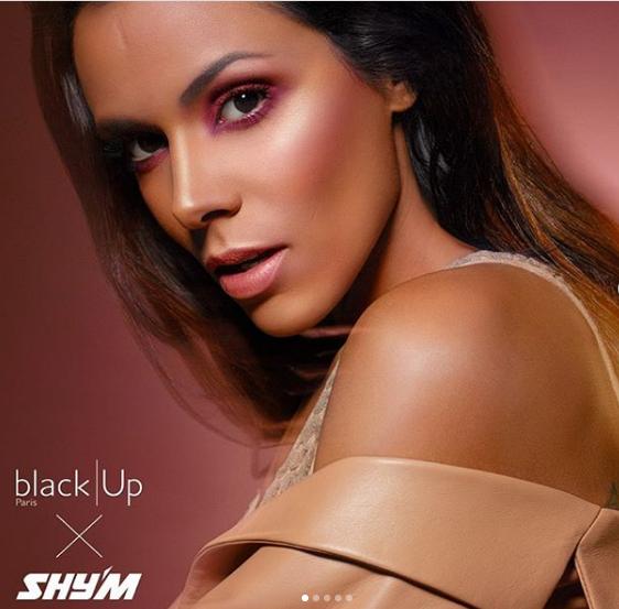 BLACKUP X SHY'M