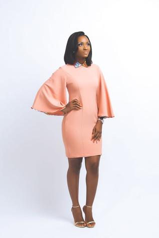Sophistiquée et Chic: découvrez le Fashion Nigérian de la Maison Nova Couture
