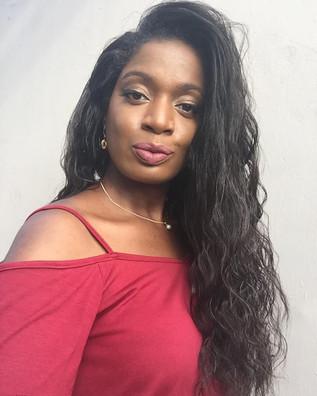 Sandra Cerise : J'ai défrisé mes cheveux alors que j'étais enceinte !