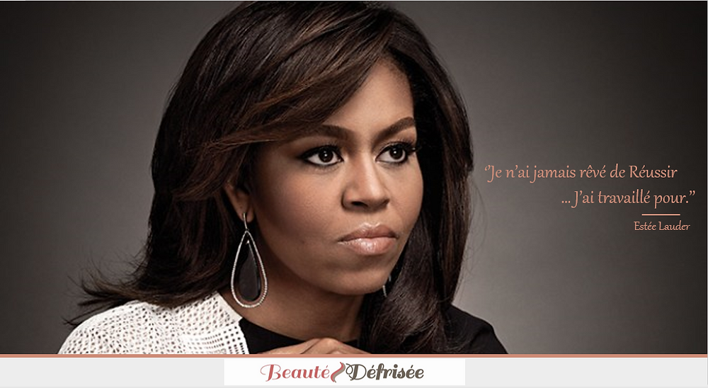Michelle Obama Citation réussite