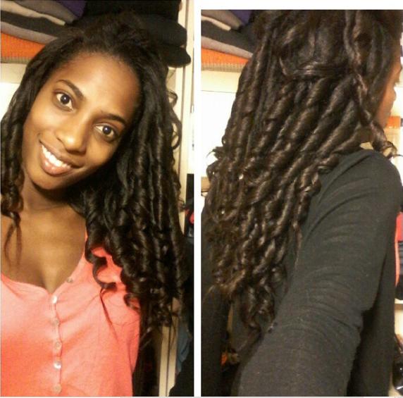 Cheveux défrisés dedeyy972