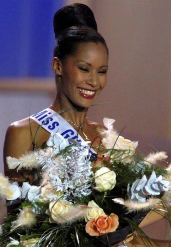 Corinne Oman Miss france 2003