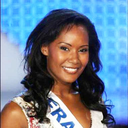 Corinne Oman, Miss france 2003