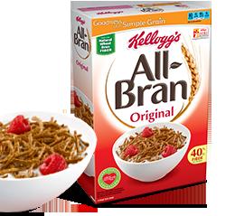 All Bran : Les céréales qui embellissent vos cheveux de l'intérieur