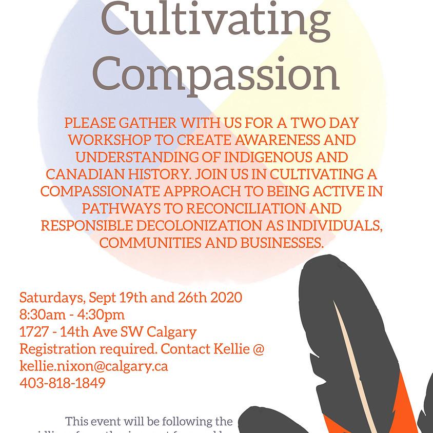 Alberta Culture Days | Cultivating Compassion