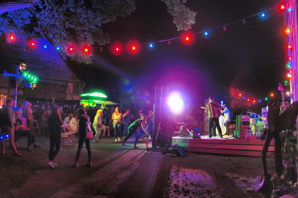 Festival Musik unter XV Eichen