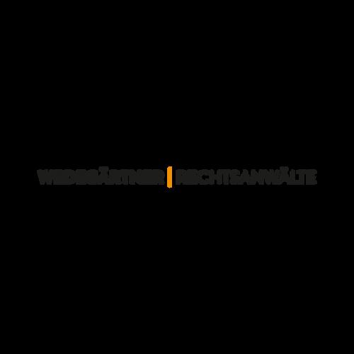 logo wedegärtner rechtsanwälte design vomkiosk