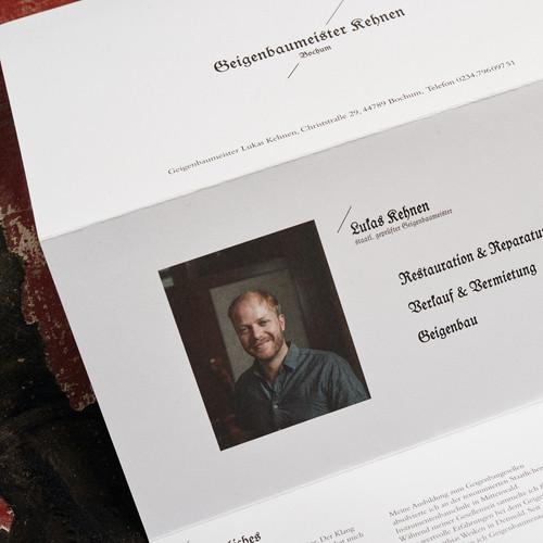 geigenbaumeister kehnen design vomkiosk