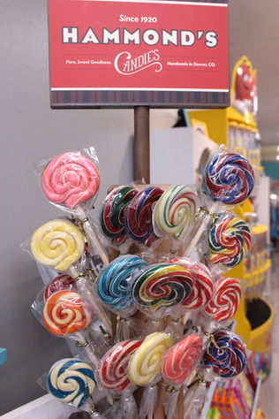 Hammond's Handmade Lollipops